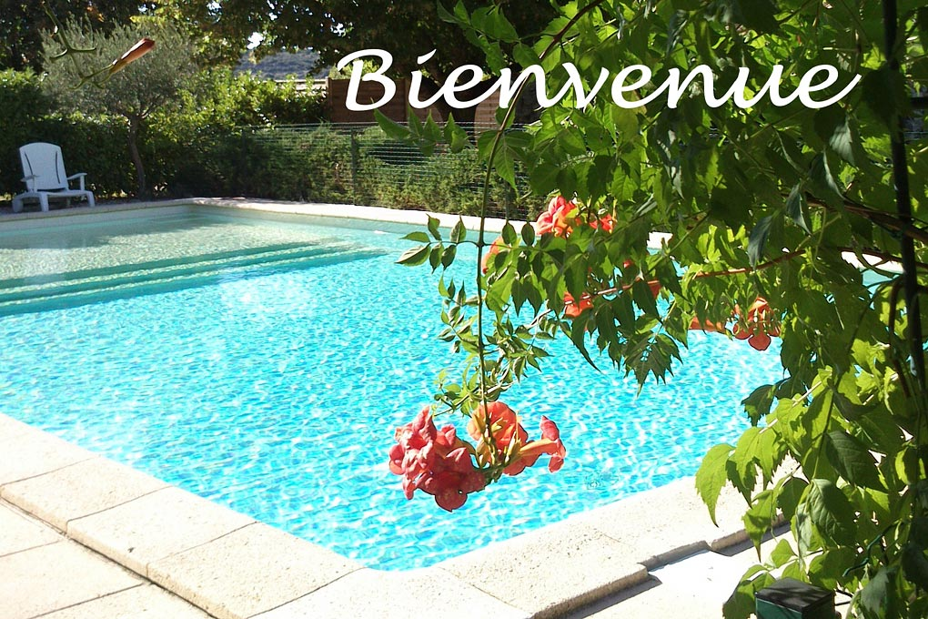 Locations de vacances avec piscine en provence mont - Gite malaucene avec piscine ...